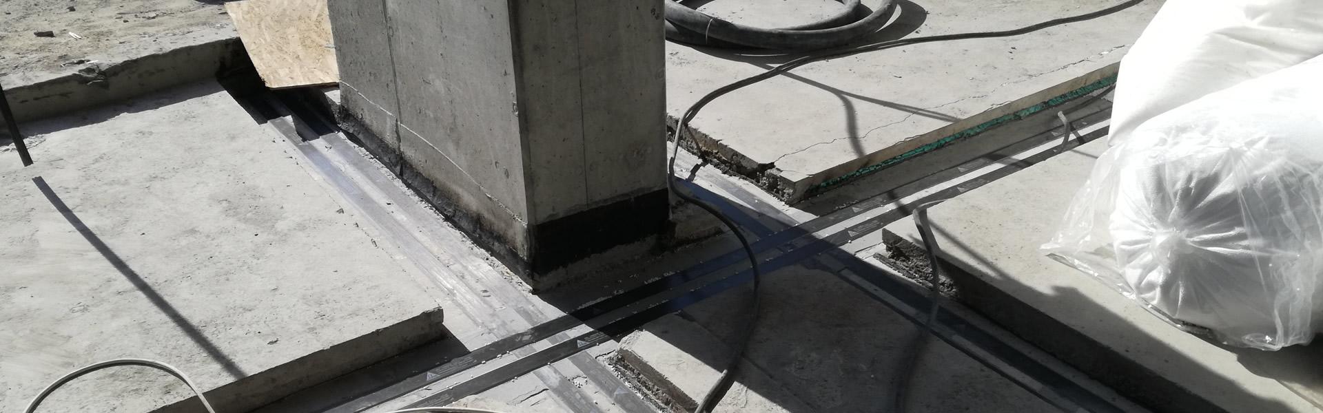 Ojačanja konstruktivnih elemenata konstrukcije